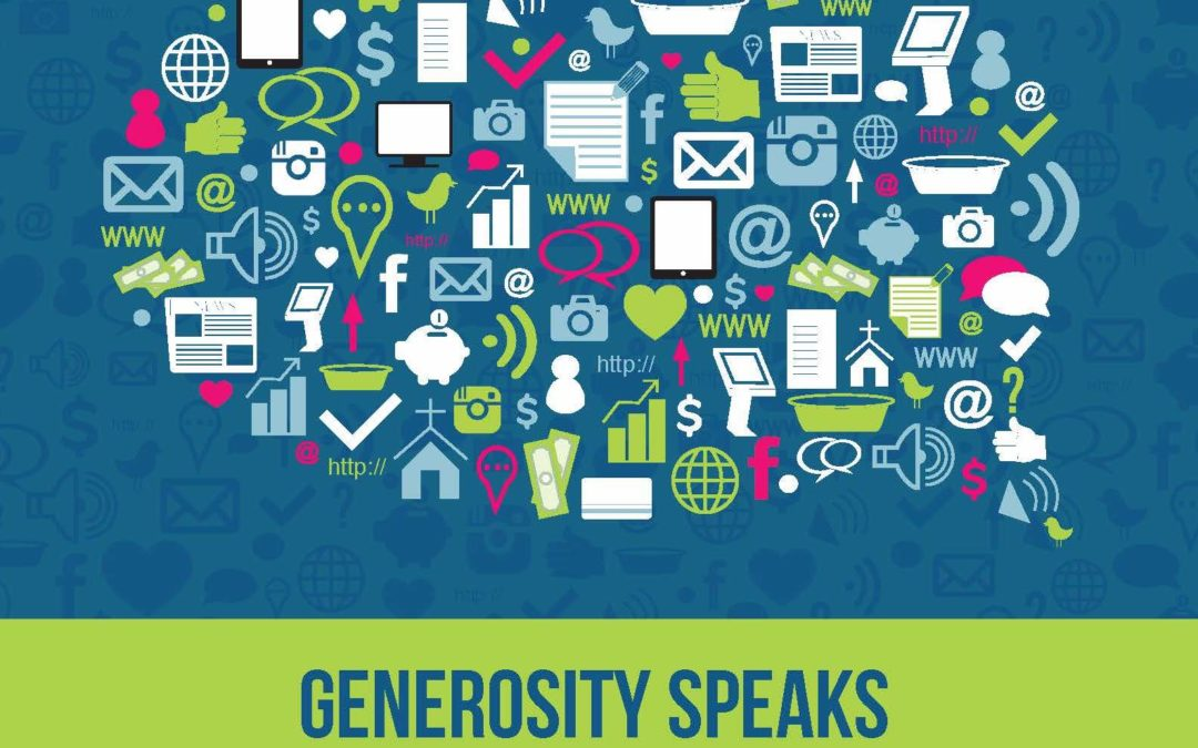 Free Generosity Speaks E-Book Now Available