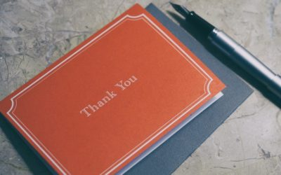 How to Thank Givers